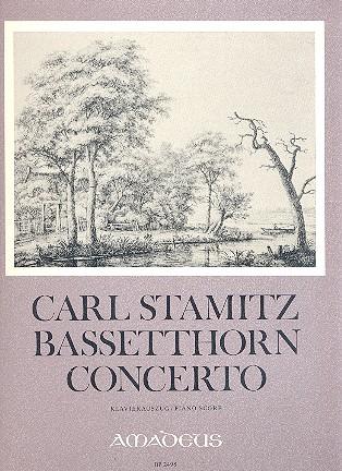 Concerto B-Dur für Bassetthorn (Klarinette) und Orchester: für
