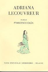Adriana Lecouvreur: Libretto (it)