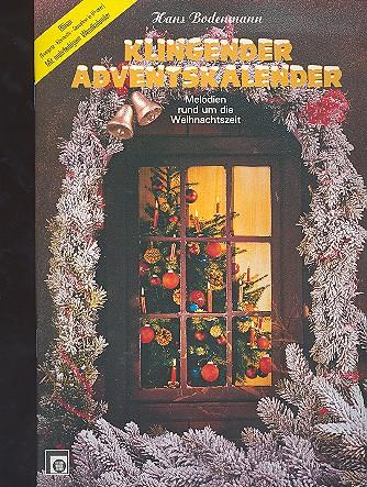 Klingender Adventskalender: Bläser (Instrumente in B)