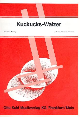 Kuckucks-Walzer: für Klavier