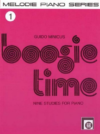Boogie Time Band 1: für Klavier 9 Studies