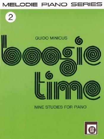 Boogie Time Band 2: für Klavier 9 Studies