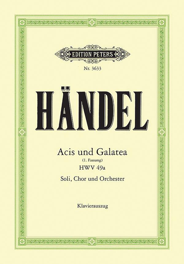 Acis und Galathea: