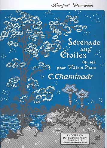 Chaminade, Cecile Louise S. - Sérénade aux étoiles