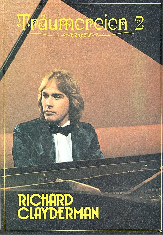 Clayderman, Richard - Träumereien Band 2 : Album