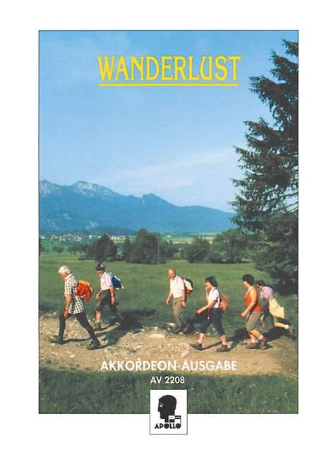 - Wanderlust : für Akkordeon