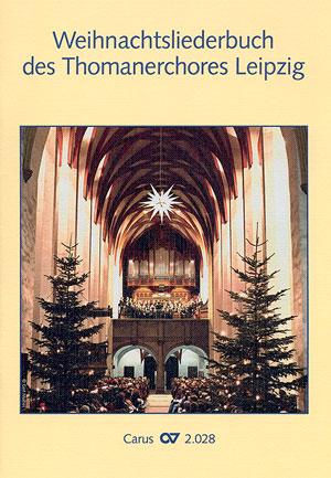 - Weihnachtsliederbuch des Thomanerchores Leipzig :