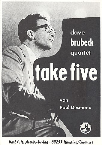 Take five: Einzelausgabe