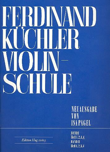 Violinschule Band 1 Teil 4