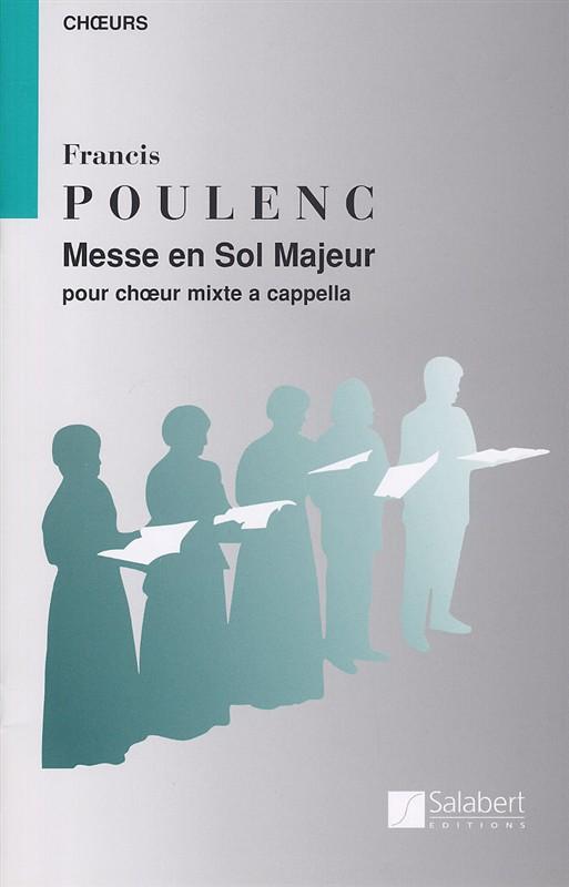 Poulenc, Francis - Messe en sol majeur :