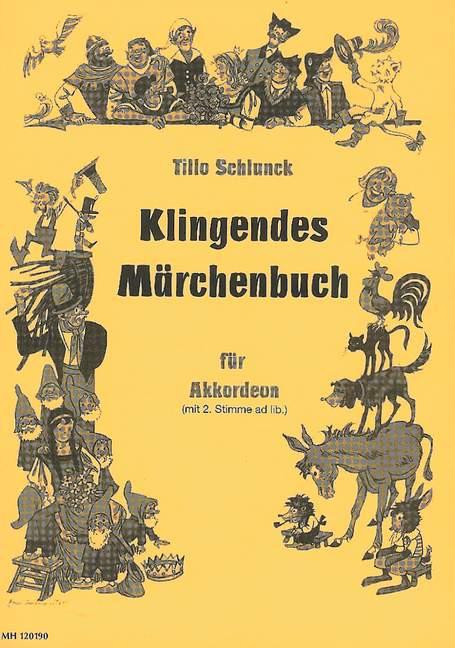 - Klingendes Märchenbuch :