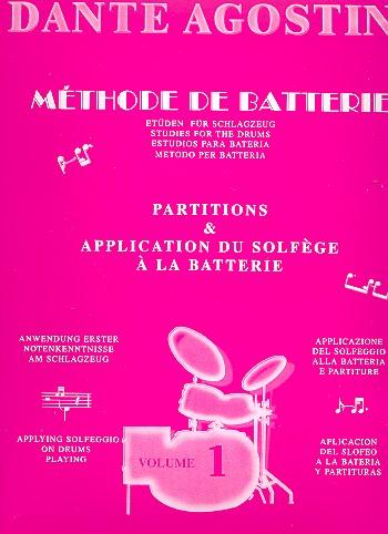 Methode de batterie vol.1