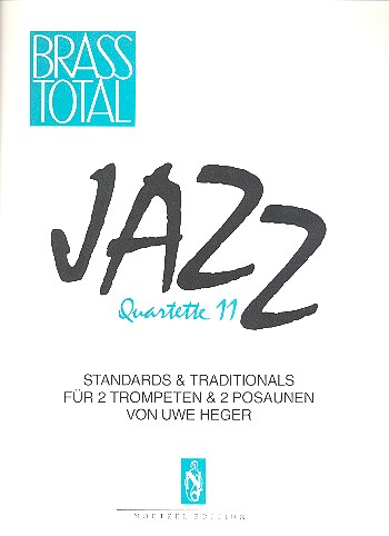 Heger, Uwe - Jazz Quartette Band 11 : Standards