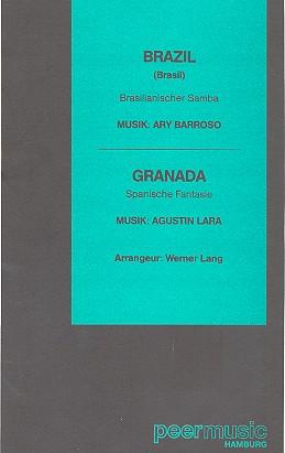 Brazil und Granada: für Salonorchester