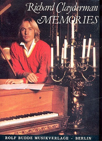 Clayderman, Richard - Memories : Songbook für Klavier