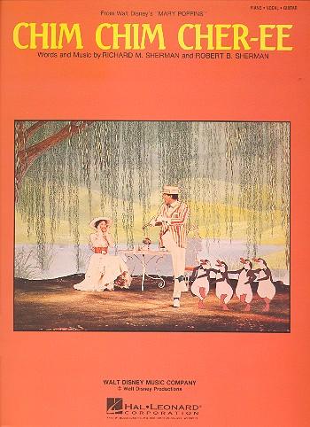 Chim-chim-cheri: aus dem Film Mary Poppins