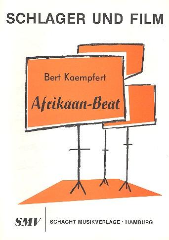 Afrikaan-Beat: Einzelausgabe für Klavier