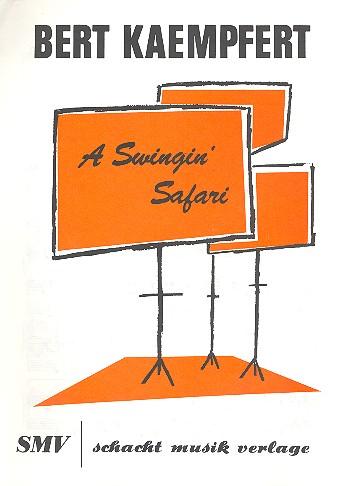 A Swinging Safari: Einzelausgabe für Klavier