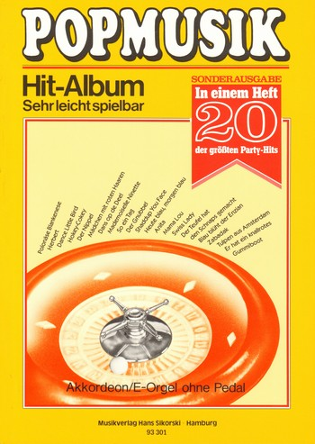 Popmusik Hit-Album Super 20: Party Hits