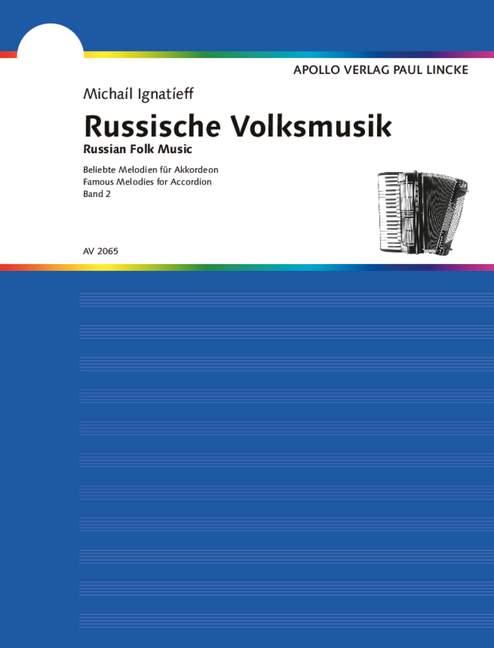 - Russische Volksmusik Band 2 :