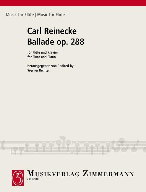 Reinecke, Carl - Ballade op.288 :
