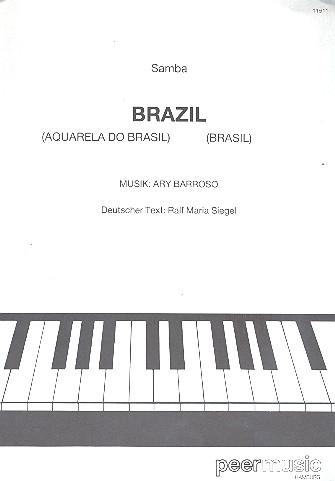 Brazil: Einzelausgabe (dt)