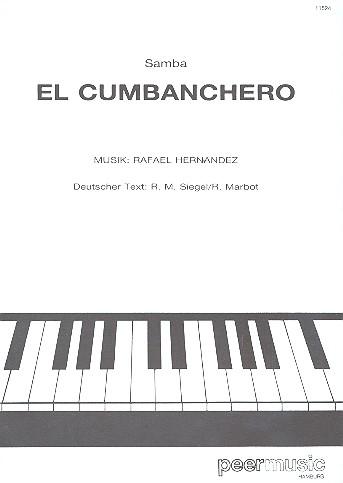 El Cumbanchero: Einzelausgabe (dt)
