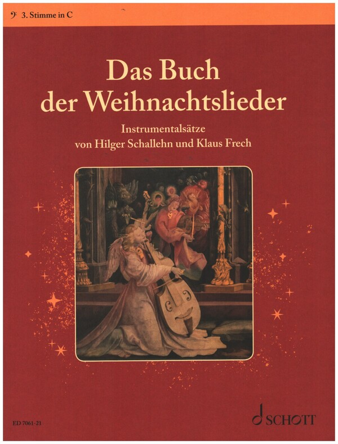 - Das Buch der Weihnachtslieder :