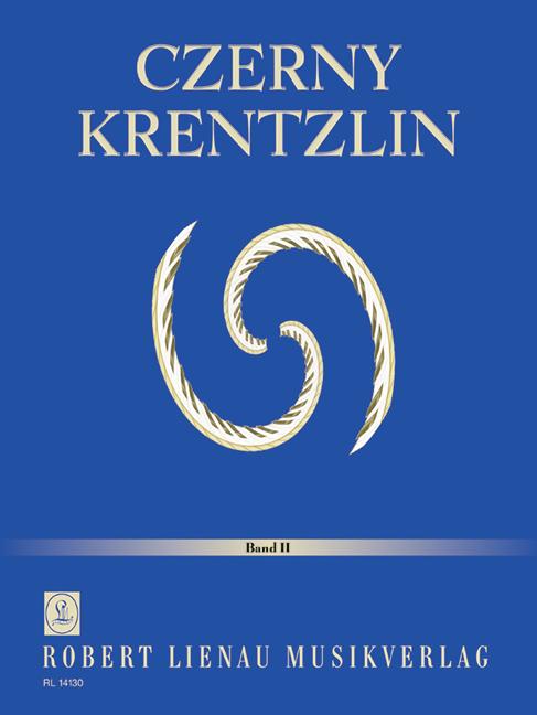 Czerny, Carl - Czerny Krentzlin Band 2 (Anlauf) :