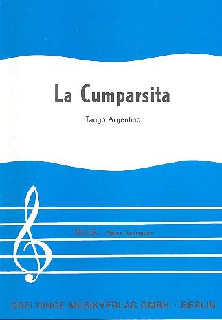 La Cumparsita: Einzelausgabe Gesang und Klavier