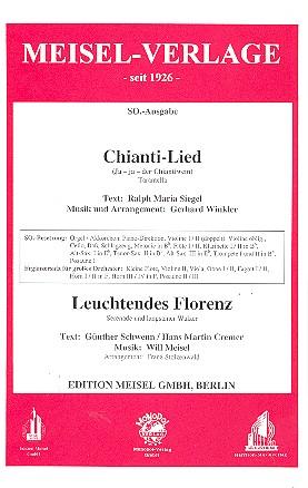 Chianti-Lied und Leuchtendes Florenz: für Salonorchester