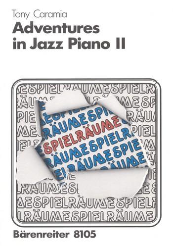 Adventures in Jazz Piano Band 2: Spielräume