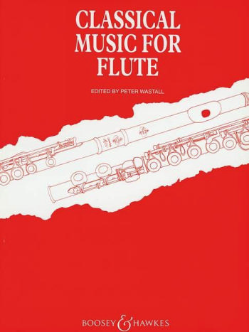 - Classical Music : for flute and