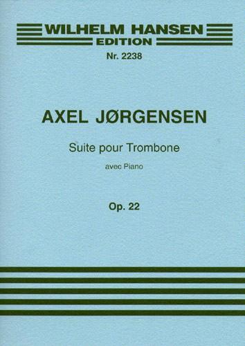 Suite opus.22: for trombone and piano