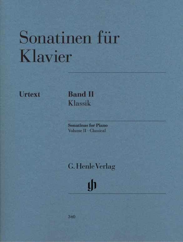 - Sonatinen für Klavier Band 2 :