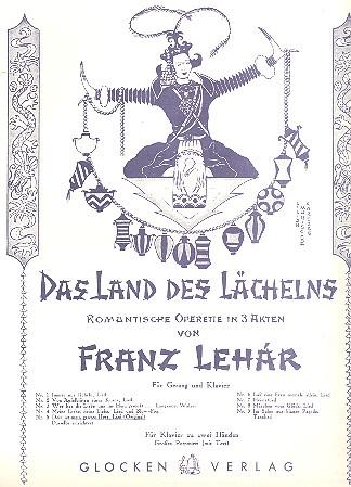 Lehár, Franz - Dein ist mein ganzes Herz aus