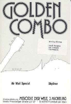 Air mail special und skyliner: für