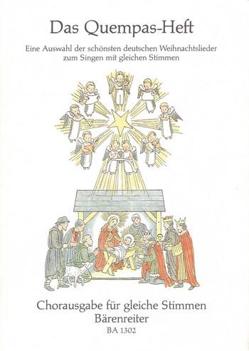 Das Quempas-Heft: für Frauenchor (Kinderchor) a cappella