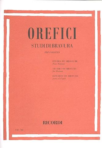 Orefici, Alberto - Studi di bravura :