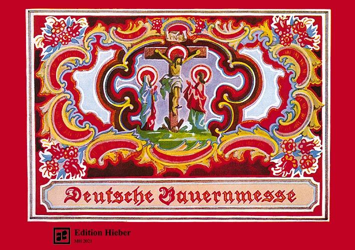 Thoma, Annette - Deutsche Bauernmesse : für
