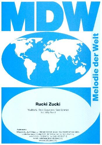 Rucki Zucki: für Klavier