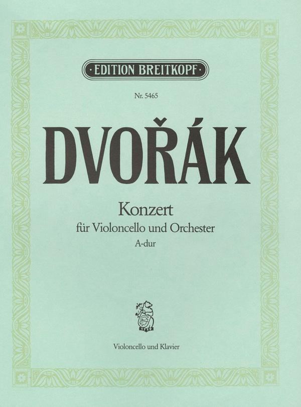 Dvorák, Antonín - Konzert A-Dur :