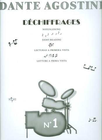 Preparation for Sight-Reading vol.1: progressive reading of 600 written