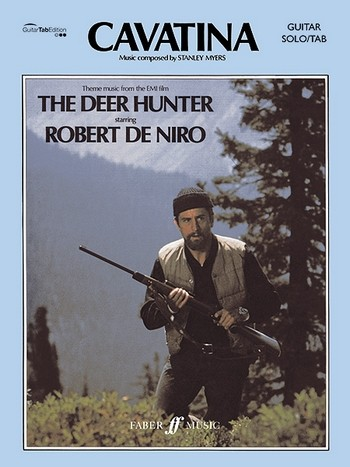 Cavatina: Theme Music from The Deer Hunter for guitar