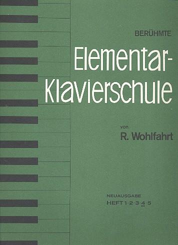 Berühmte Elementar-Klavierschule opus.222 Band 4