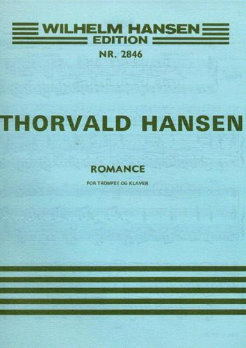 Romance: for trumpet and piano