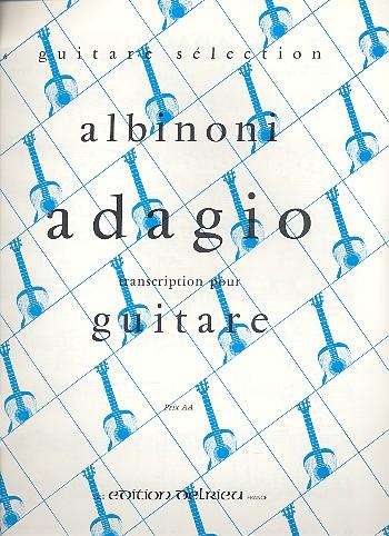 Adagio: pour guitare