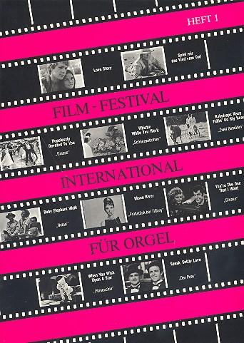 Film-Festival international Band 1: für Orgel