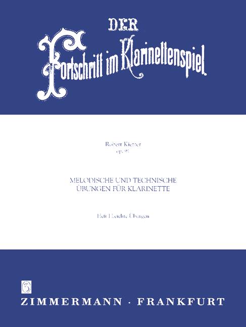 Kietzer, Robert - Der Fortschritt im
