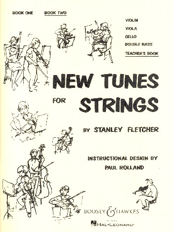 Fletcher, Stanley - New Tunes for Strings vol.2 :